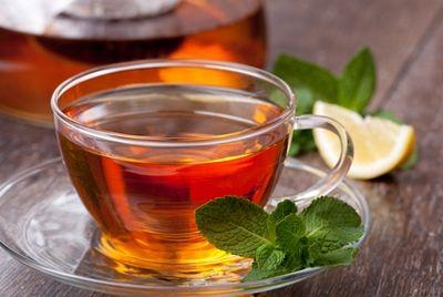 Черный чай активизирует метаболизм, приводя к потере веса