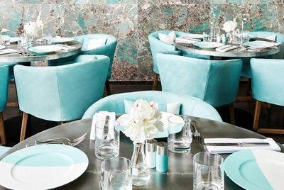 Ювелирная компания Tiffany & Co. открыла собственное кафе