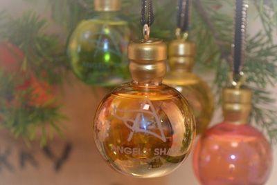 Елочные шары с виски