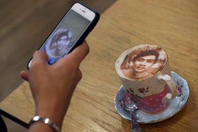 Селфичино – новый кофейный тренд