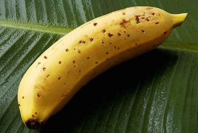 В Японии выращивают бананы со съедобной кожурой