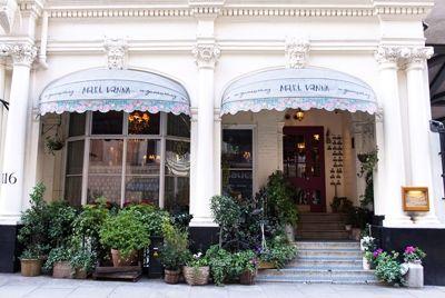 Ресторан русской кухни в Лондоне вошел в сотню лучших заведений