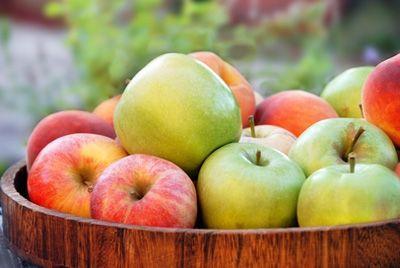 В Израиле из испорченных яблок будет изготавливаться полезный для здоровья продукт