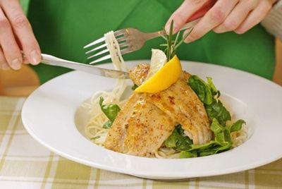 Медленное употребление пищи помогает похудеть