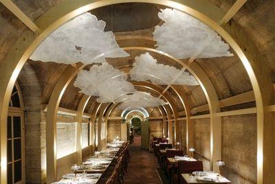 В Париже появилось кафе для бедных и бездомных