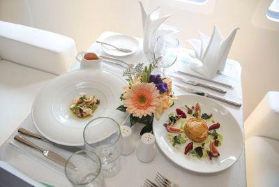В Куала-Лумпур появился «авиационный» ресторан
