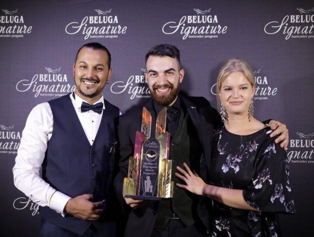 Победители барменской программы Beluga Signature 2018