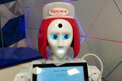 В ресторане «Теремок» на работу вышел робот-кассир Маруся