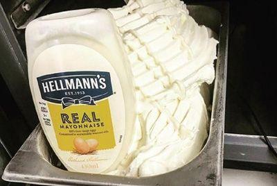 Мороженое с майонезом взорвало Интернет