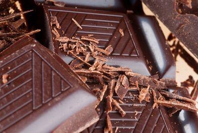 По немецкой улице разлилась тонна шоколада