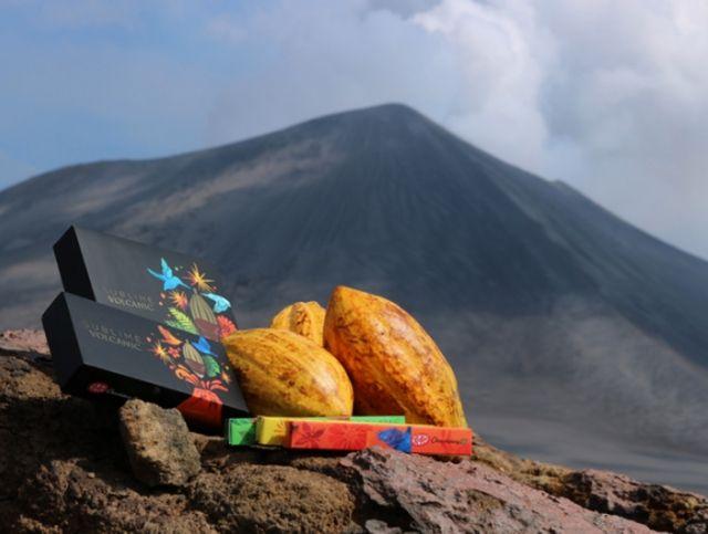 В Японии начнут продавать «вулканический» шоколад