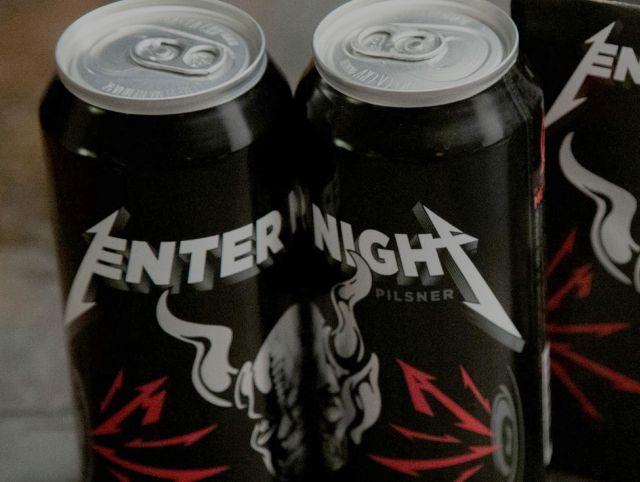 Группа Metallica выпустила собственное пиво