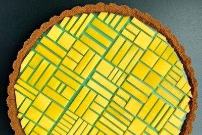 Кондитер из Сиэтла превращает пироги в произведения авангардного искусства