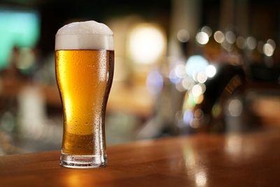 На пивном авиарейсе почти закончилось пиво