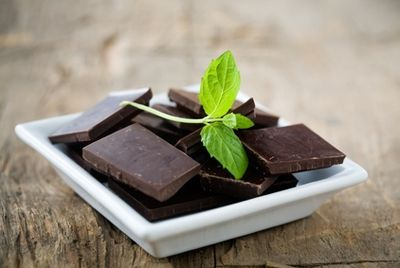Шоколад помогает нормализовать давление