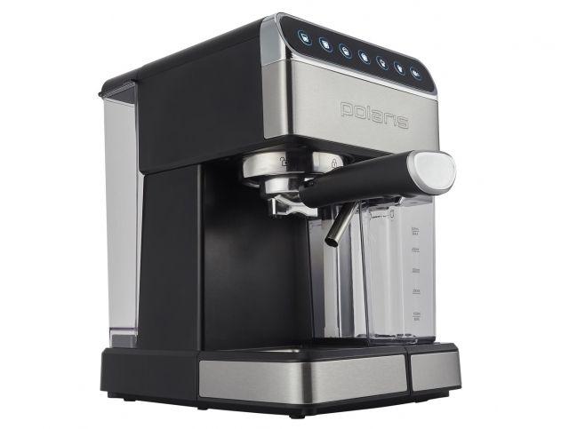 Новая кофеварка Polaris PCM 1535E Adore Cappuccino