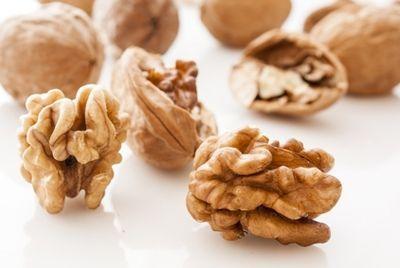 Грецкие орехи помогают снизить давление