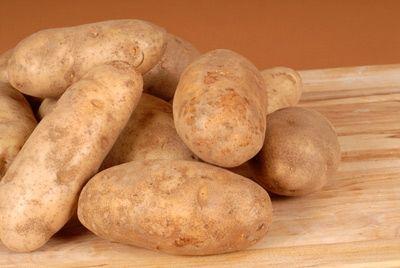 На Покровской ярмарке в Тамбове пожарили 180 кг картошки