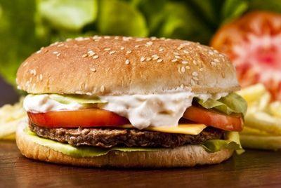 Бургер из растительного мяса стал хитом продаж в США