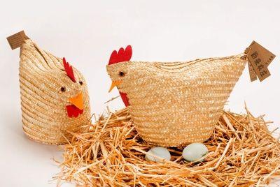 В Китае создали упаковку для яиц из соломы