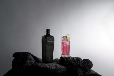 В Новой Зеландии выпустили черный джин