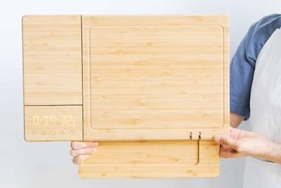 Американский стартап представил «умную» разделочную доску