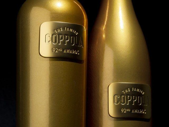 На церемонии вручения Оскара подадут вино в золотых бутылках