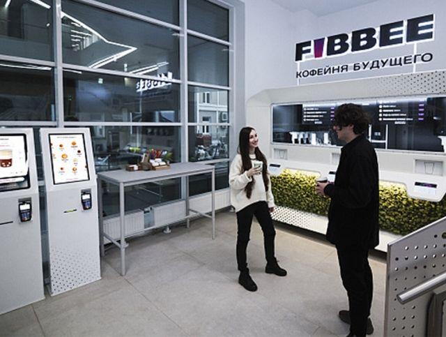 В Москве открылась сеть роботизированных кофеен