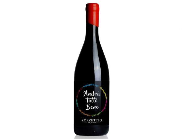 Итальянская винодельня выпустила «поддерживающее» вино на фоне эпидемии коронавируса