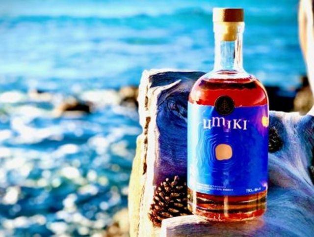 В Японии выпустили первый в мире виски из океанской воды