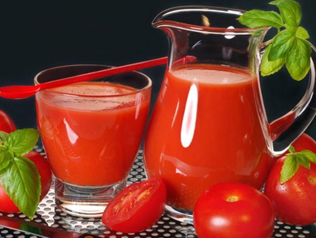 Специалисты провели исследование томатного сока