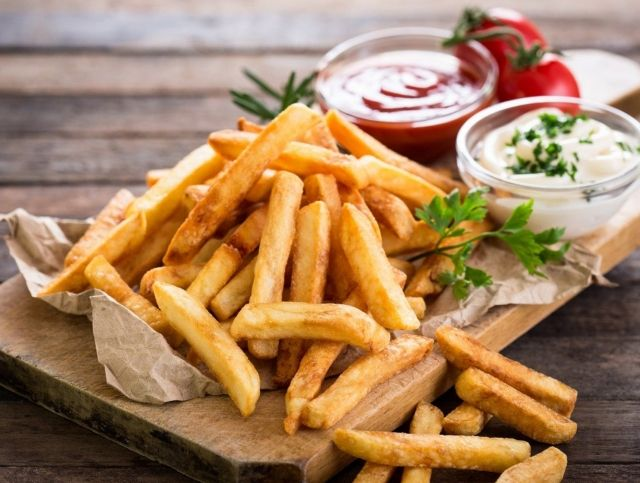 Бельгийцев призвали удвоить употребление картофеля фри