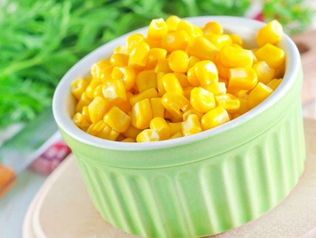 Специалисты оценили качество консервированной кукурузы