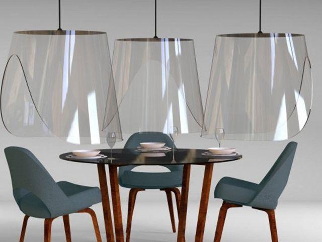 Французский дизайнер разработал капсулы для обеспечения социального дистанцирования в ресторанах