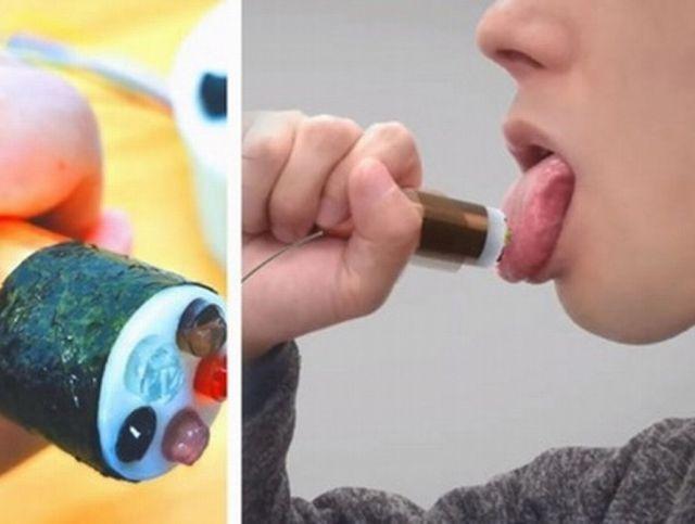 Ученые разработали устройство, позволяющее ощутить вкус еды виртуально