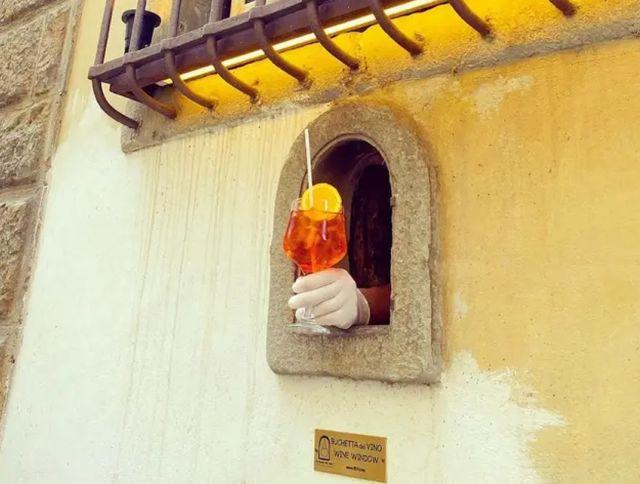 В Италии возобновилась работа средневековых винных окон
