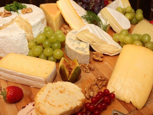 В Подмосковье прошел сырный фестиваль
