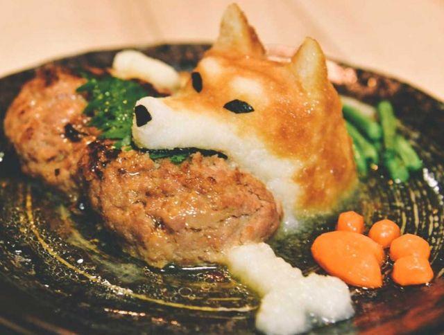 Японский художник создает невероятно милую еду