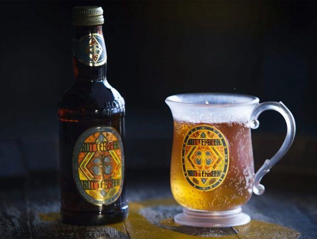 Компания Warner Bros. выпустила сливочное пиво для поклонников Гарри Поттера