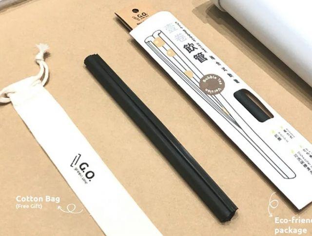 Гонконгский стартап представил многоразовую соломинку