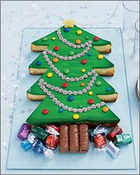 Торт Новогодняя елка – оригинальный праздничный новогодний торт. Рецепт приготовления оригинального, красивого и простого новогоднего торта