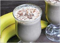Кофейно-банановый шейк – кулинарный рецепт приготовления бананового шейка
