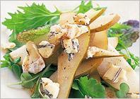 Салат из груш и горгонзолы – рецепт приготовления салата из груш и горгонзолы. Это изысканное блюде не оставит вас равнодушным