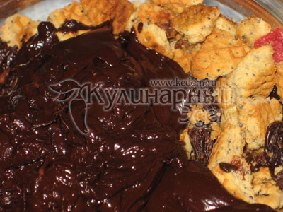 Торт наполеон с маргарином и сметаной фото 6