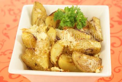 Картофель в стиле плова – кулинарный рецепт