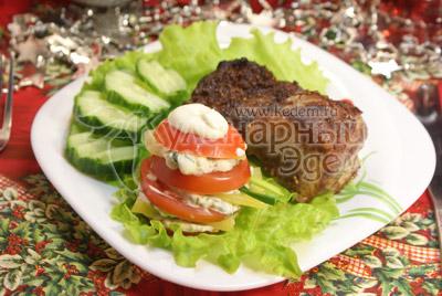 рецепт кусочки мяса #17