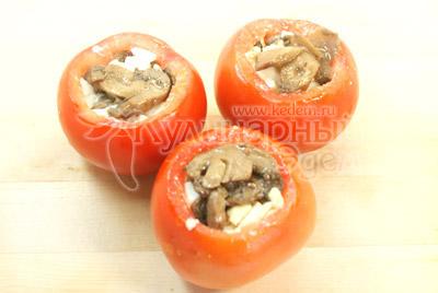 Заполнить помидоры