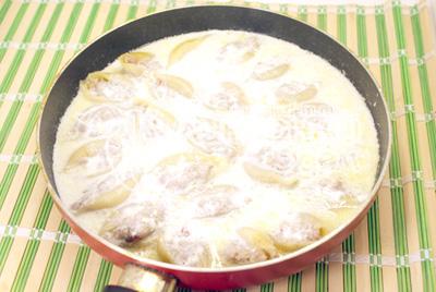 Фаршированные ракушки – Пошаговый рецепт с фото Вторые блюда