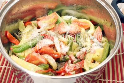 Лечо на зиму – кулинарный рецепт