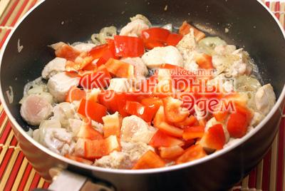 Рулет из курицы с ананасами пошаговый рецепт